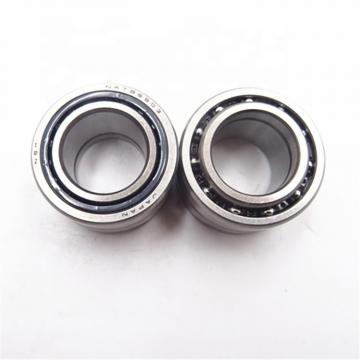 107,95 mm x 127 mm x 11,1 mm  KOYO KJA042 RD angular contact ball bearings