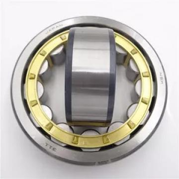 160 mm x 290 mm x 98,42 mm  ISO NU5232 cylindrical roller bearings