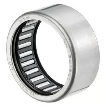95 mm x 170 mm x 43 mm  NSK 2219 K self aligning ball bearings