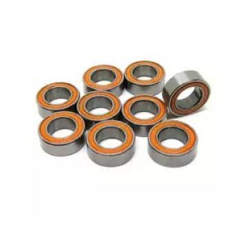 35 mm x 66 mm x 33 mm  ISO DAC35660033 angular contact ball bearings