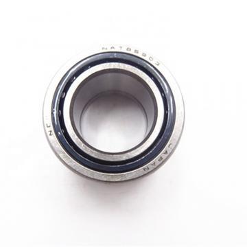 75 mm x 115 mm x 20 mm  NSK 75BNR10X angular contact ball bearings