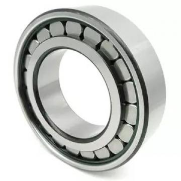 ISO 3903 ZZ angular contact ball bearings